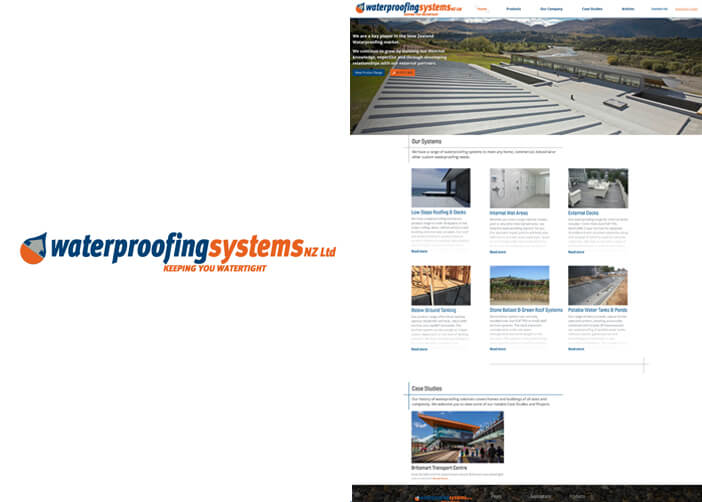 waterproofing showcase